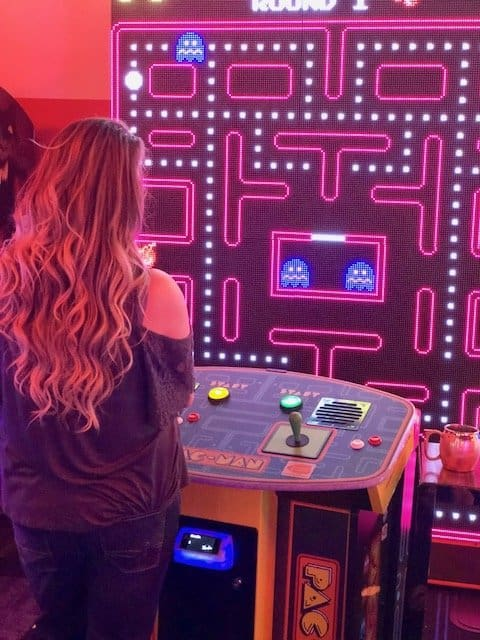 bowlero bowling alley arcade