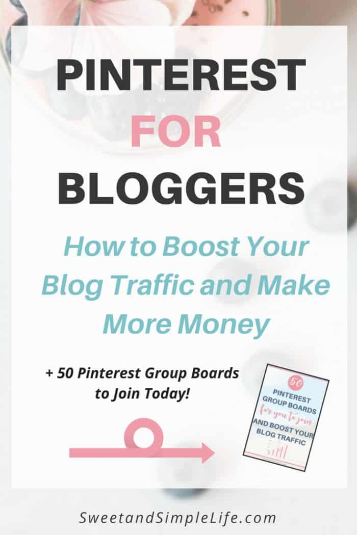 Boost your blog traffic with Pinterest and Tailwind