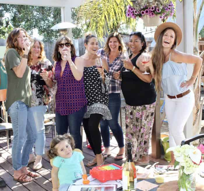 Mama Needs Wine: Wine Tasting with Vino Boss Babes Blog Feature