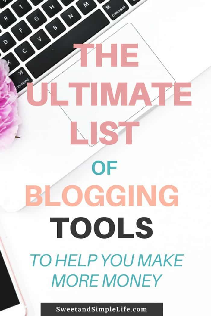 Ultimate blogging tools every mama blogger needs to use