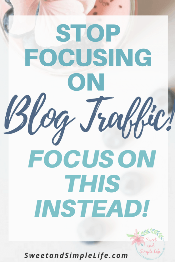 Here are the 3 most important things you should focus on when trying to monetize your blog. And they have nothing to do with blog traffic!