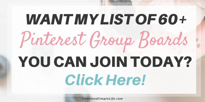List of Pinterest Group Boards You Can Join