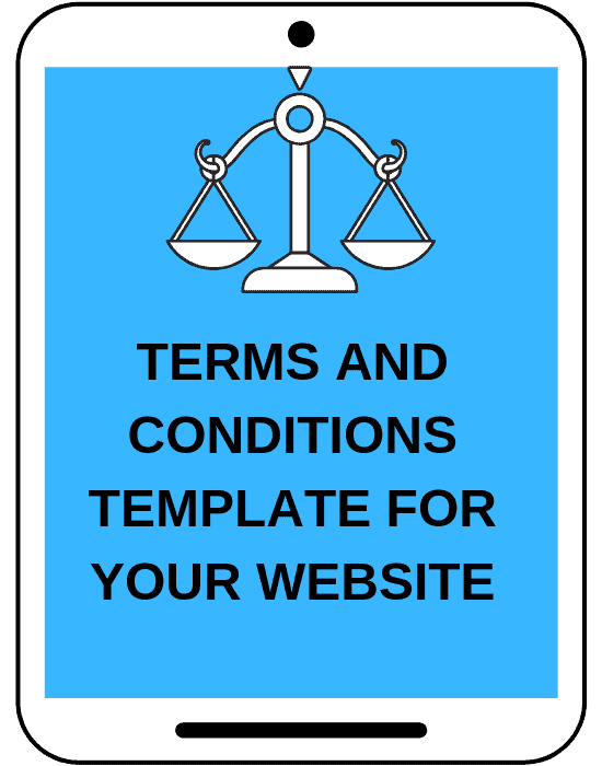 Terms and Conditions for Bloggers