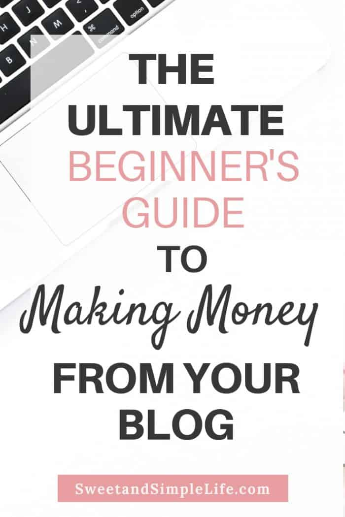 How to make money when you blog about blogging