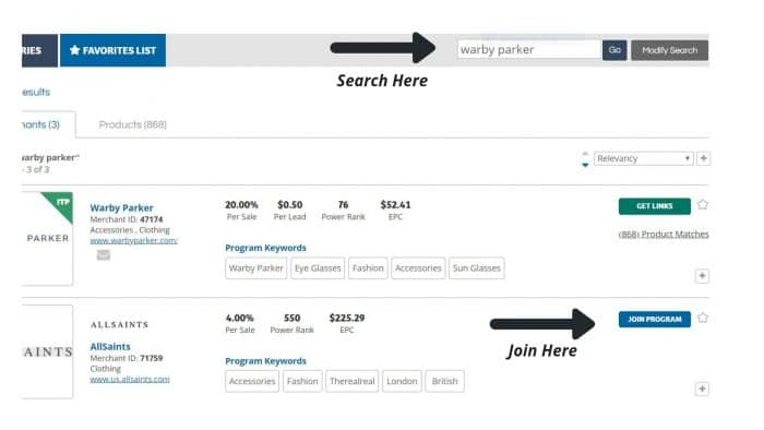 How to use Share a Sale for Affiliate Marketing
