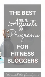 How to make money as a fitness blogger