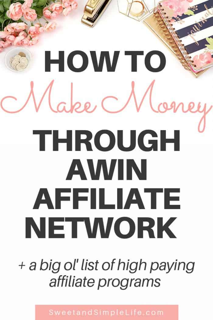 Why Every Blogger Needs to Join the AWIN Affiliate Network ASAP