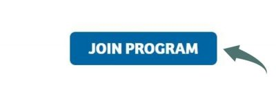blue button that says join program on it